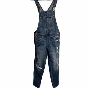 Hollister Jean Overalls Extra Small